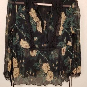 COACH 1941 Silk Blouse